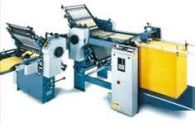 Image of folding machines e.g. stahl, MBO, Horizon, Heidelberg