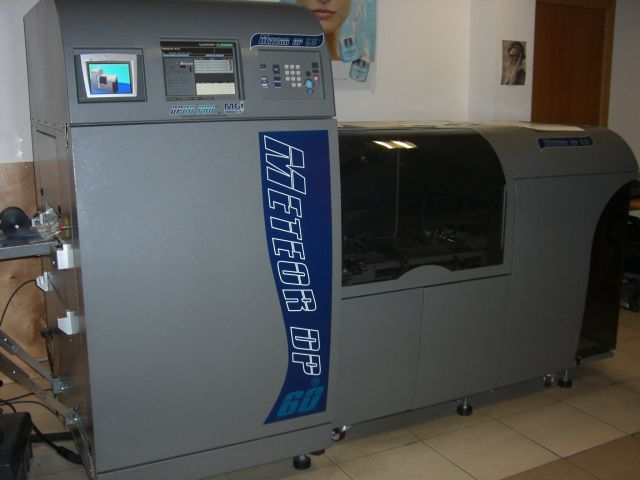 Image of Used MGI Meteor DP 60 Pro Digital Printing Press For Sale