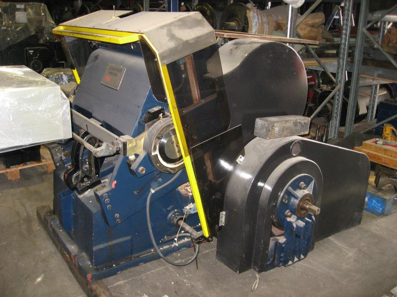 Image of Used Crosland VK970 Hand Fed Die Cutting Platen For Sale