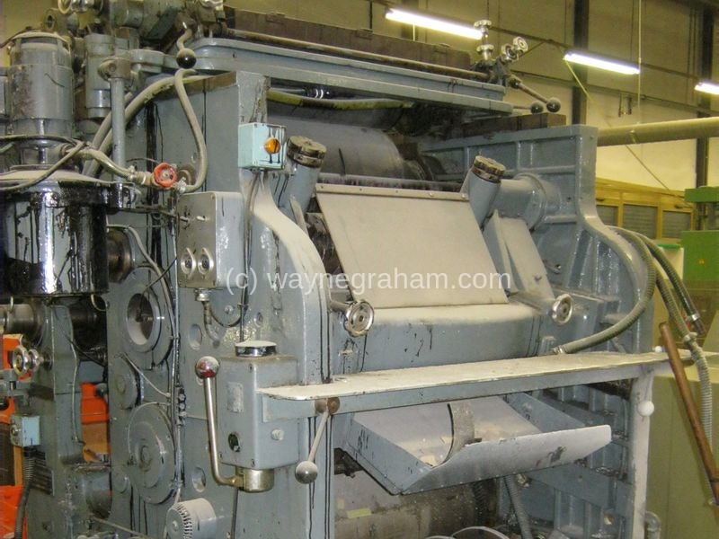 Image of Used Winkler & Dunnebier 134 Envelope Machine For Sale