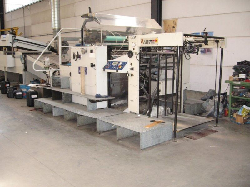 Image of used Steinemann Topspot 102 coater