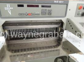 Image of Used Polar 92 EM Guillotine For Sale