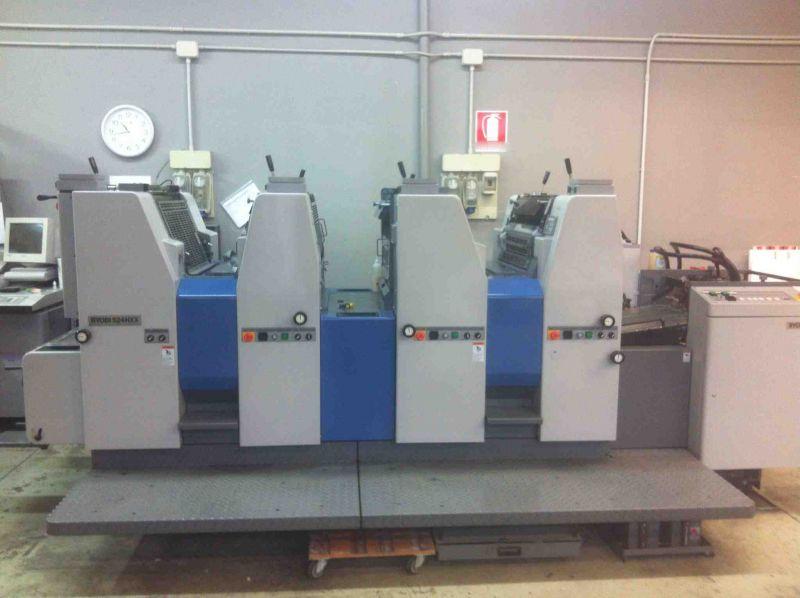 Image of Used Ryobi 524 HXX Printing Press