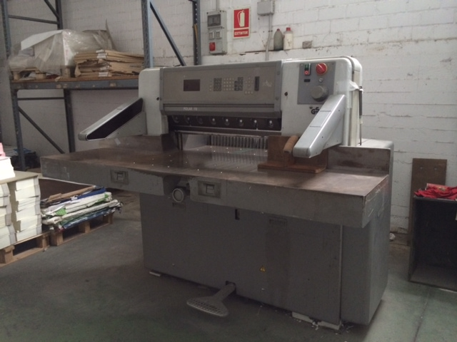 Image of used Polar 78 E guillotine