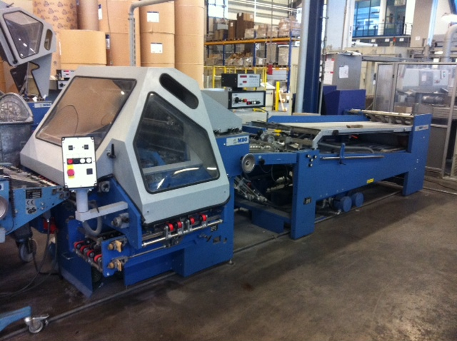 Image of used MBO K760 folder
