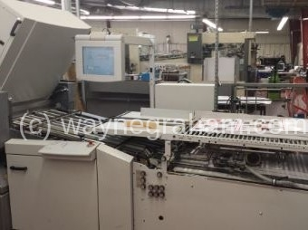Image of Used Heidelberg Stahlfolder TH 82 Folder For Sale