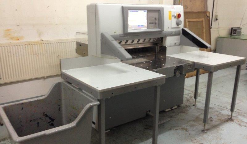 Image of used Polar 78 XT guillotine