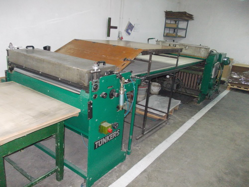 Image of used Tunkers 1600 laminator