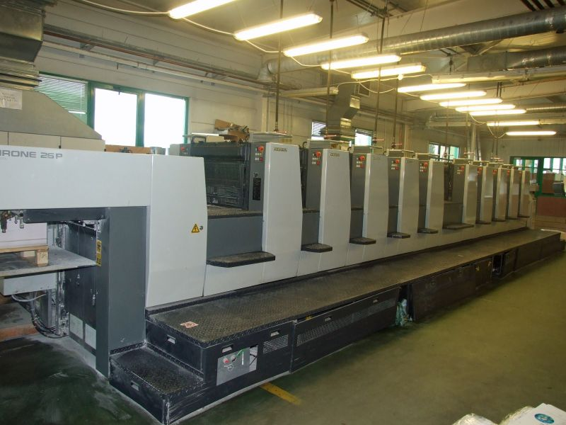 Image of used Komori Lithrone 1026P EH printing press