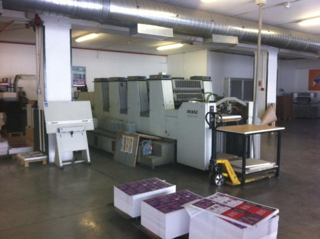 Image of used Adast Dominant 846 AP printing press