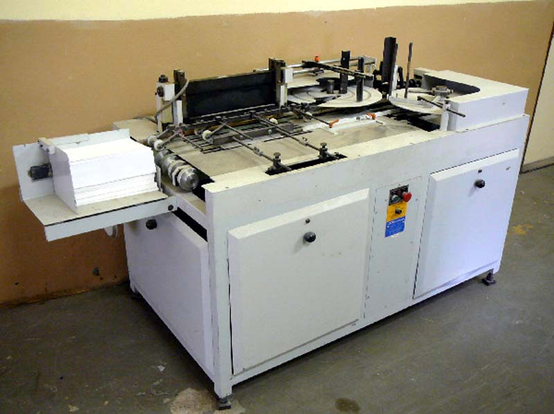 Image of Used Pfaffle F64a Round Hole Punching Machine For Sale