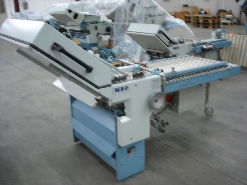 Image of used MBO B30 folder