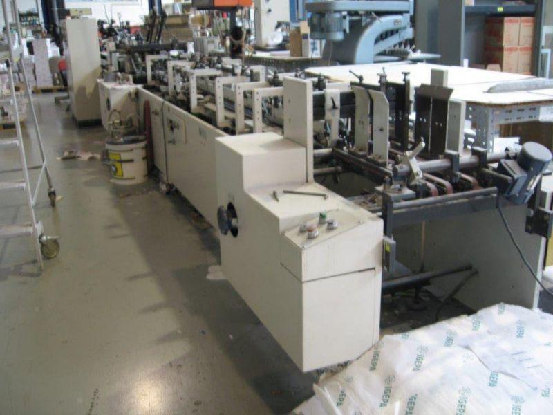 Image of Used Bobst Farma 36 Folding Carton Gluer For Sale