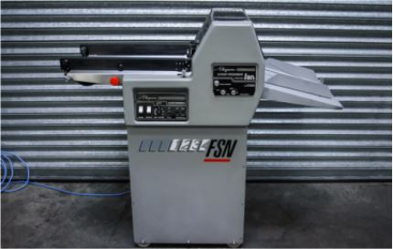 Image of Used Morgana FSN Numbering And Perforating Machine For Sale
