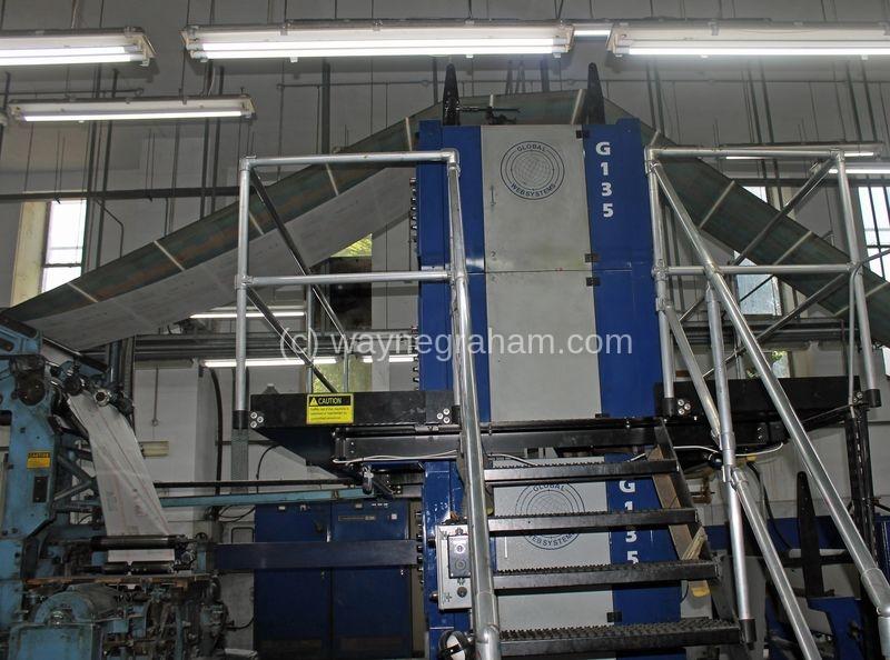 Image of Used Goss Community SC Twenty Colour Web Press For Sale