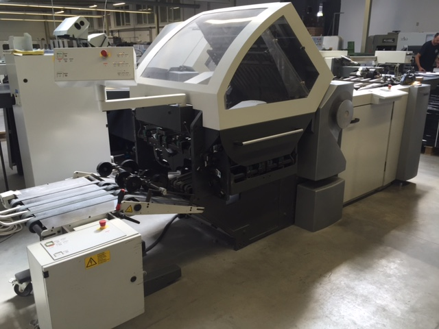Image of Used Heidelberg Stahlfolder KH 56 Folder For Sale