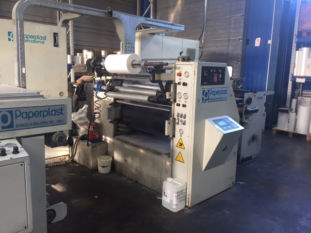 Image of Used Paperplast Dry 70 Thermal Laminator For Sale