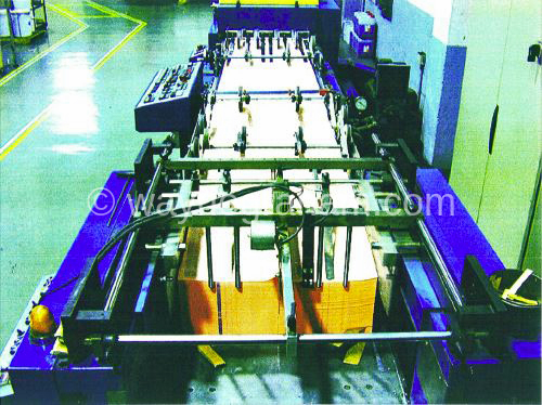 Image of Used Imer I-115 BF Continuous And Business Forms Web Press For Sale