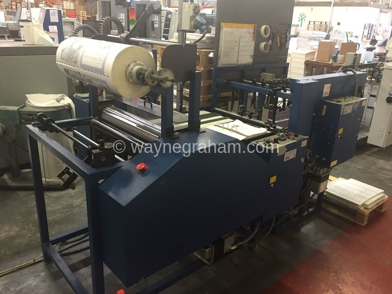 Image of Used D&K System 27 Laminator For Sale