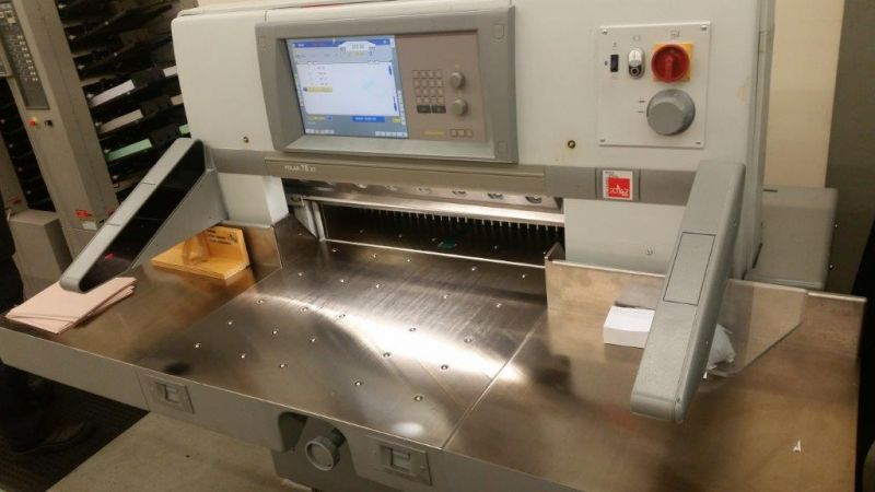 Image of Used Polar 78 XT Guillotine For Sale