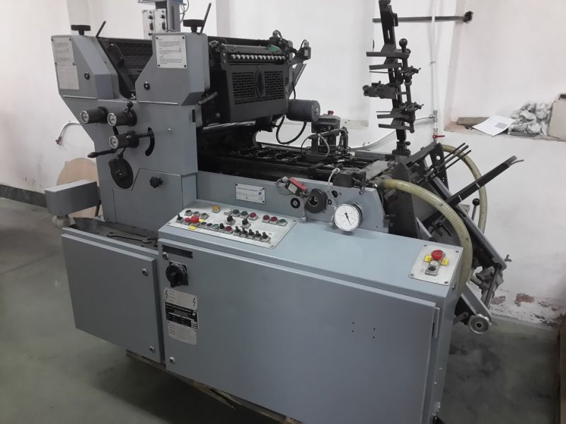 Image of Used Winkler & Dunnebier 212 Envelope Overprinter For Sale