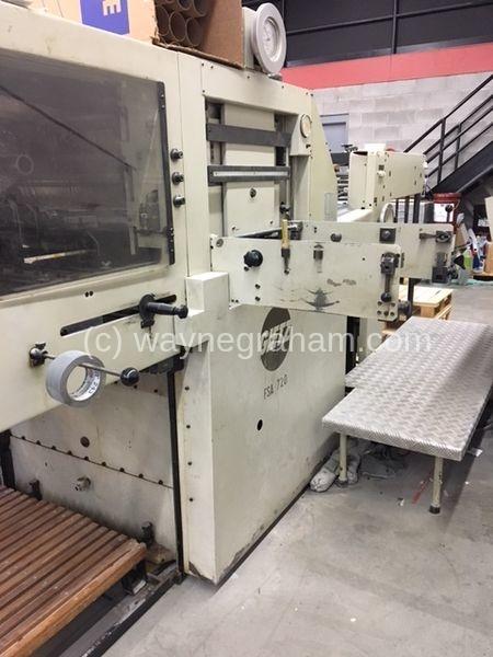 gietz foiling machine