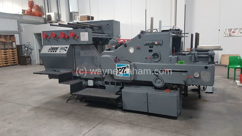 Image of Used Steuer PZ 90 Hot Foiling Machine