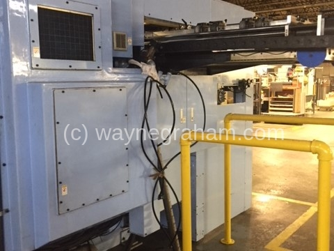 Image of Used Iijima MJ-1040ES Hot Foiling Machine