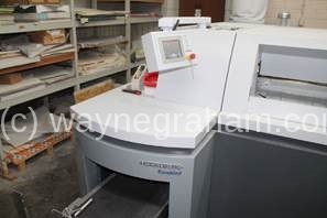 Image of Used Heidelberg Eurobind 1300 Perfect Binder