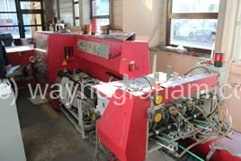 Image of Used Muller Martini Prima Gatherer Stitcher Trimmer